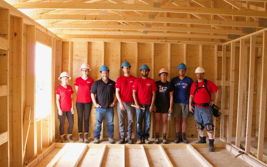 2017 St. John's Build