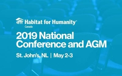 Volunteers Needed for 2019 Conference & AGM